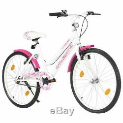 12-24 Inch Kids Bike Boys Girls Cycling Bicycle Training Wheels/Front Carrier