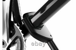 2020 Thule Pro-Ride 598 Cycle Carrier / Bike Carrier Roof Mounted ProRide 20KGX2