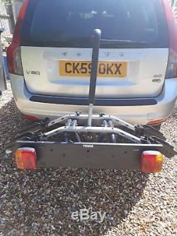 2 bike thule bike carrier to fit on tow bar
