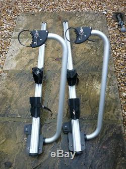 2 x Genuine BMW Touring Bike Cycle Carrier / Racks 82720137716 (lock code 012)