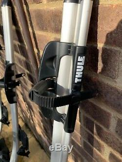 2 x Thule 591 Pro Ride Roof Mount Cycle Bike Carriers