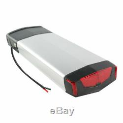 36V 13AH 500W 468WH Ebike Electric Bike Rear Carrier Seat Lithium Battery UK