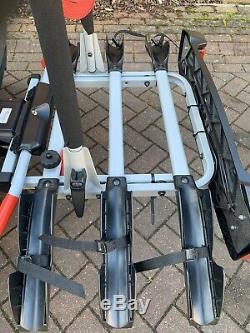 3 bike tow bar cycle carrier (Mont Blanc)