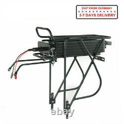 48V 1000W Battery Ebike Rear Rack Battery For Bafang Motor Electric Bike Bicycle
