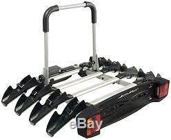 4 Bike Carrier Platform Style Cycle Carrier