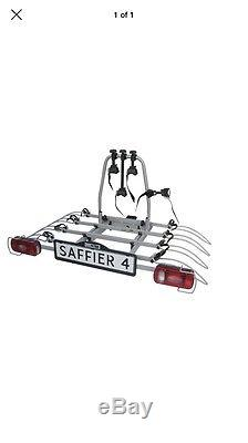 4-bike, Tow Bar Mounted, Cycle Carrier