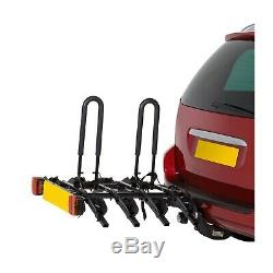 4 bike tow bar cycle carrier