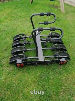 4 bike tow bar cycle carrier Halfords Exodus