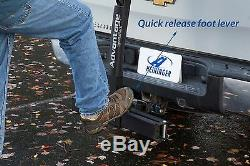 Advantage glideAWAY 2255 Elite Four Bike Carrier SUV Truck Free Gift