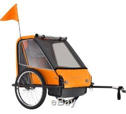 Adventure ST4 Child Trailer Cycle Bike Carrier Kids Trailer