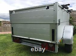 Anssems GT750 Type GT500 Trailer Hard Top With Cycle Carriers Camping VW