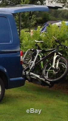 Atera Strada 3 Cycle 4 Cycle Towbar Mounted Bike Rack Carrier