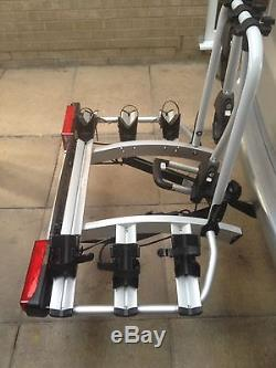 Atera Strada DL 3 Bike Tow Bar Mounted Cycle Carrier