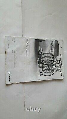 BIKE CARRIER PZ408-00696-00 detachable towbar / hitch mounted lexus/toyota