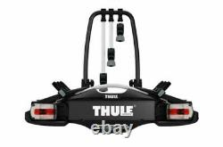 BRAND NEW THULE 927 VeloCompact 3 Bike Cycle Carrier Tow Bar Mounted Bike Rack