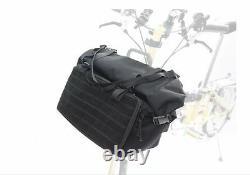 Bicycle Bag Brompton Touring Bag Front Carrier Block T Bag Shoulder Bag Cover