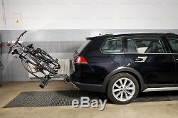 Bike Rack Cycle Carrier Towbar Mounted Tilting option for 2 bicycles Tytan 2