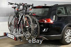 Bike Rack Cycle Carrier Towbar Mounted Tilting option for 3 bicycles Tytan 3