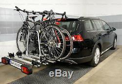 Bike Rack Cycle Carrier Towbar Mounted Tilting option for 4 bikes AMOS GIRO 4