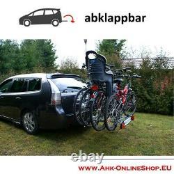 Bike Rack Towbar For 4 Cycle Rear Carrier Tow BAR