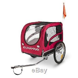 Bike Trailer Cargo Transport bycicle handcart foldable wagon luggage carrier