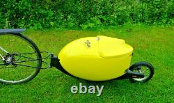 Bike Trailer Cargo transport new sport touristic luggage trolley carrier cart
