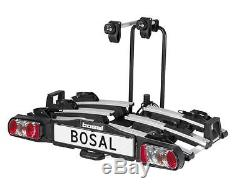 Bosal Compact Cycle Carrier (3 Bikes)