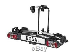 Bosal Compact Premium Folding 2 / Two Bike Cycle Carrier Towbar Mounted