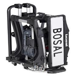 Bosal Tourer II Compact Folding 2 / Two Bike Cycle Carrier Towbar Mounted