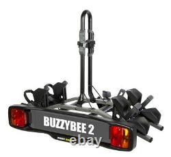 Buzz Rack Bike Rack BuzzyBee 2 Towball Platform Rack 2 Bike Carrier