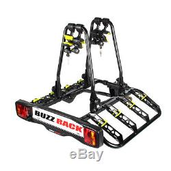 Buzz Rack Buzz Quattro Tilting 4 Bike Carrier Black