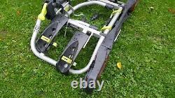 Buzz rack Tow Bar Mounted 2 Bike Rack Cycle Carrier