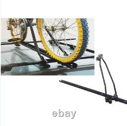 Car Suv Hatchback Saloon Roof Top Bar One Cycle Rack Bicycle Bike Carrier New