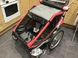 Chariot Cougar 2 Bike Carrier/trailer Stroller (Thule)
