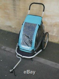 Croozer Kid for 1 multi purpose child carrier, bike trailer, jogger stroller