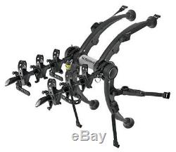 Cyclus-3 3-Bike Rear Mounted Cycle Carrier for Land Rover DISCOVERY 2004-2009
