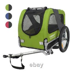 Doggyhut Medium Pet Trailer Folding Bike Dog trailer carrier