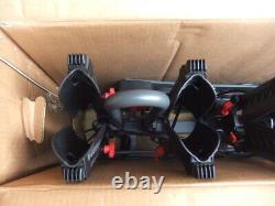 EXODUS 4 Bike Rack / Cycle Carrier Towbar Mounted Tilting Lockable 7pin plug