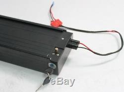 E-Bike 48V 28AH Samsung Carrier Rack Ebike Battery For1500W Motor eBike Electric