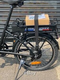 Electric bike folding Step through unisex 36v Battery Carrier UK Stock 01