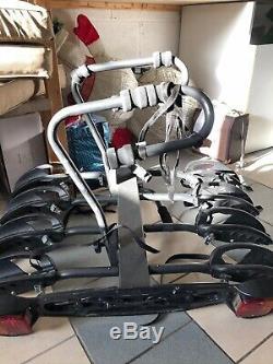 Exodus 4 Bike Tow Bar Cycle Carrier