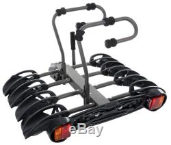 Exodus 4 Bike Tow Bar Platform Cycle Carrier