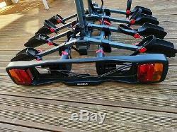 Exodus 4 Bike Towbar Mounted Cycle Carrier Bike Bicycle Car Rack Cycling Storage