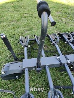 Exodus 4 Bike Towbar Mounted Cycle Carrier bicycle Rack tow bar