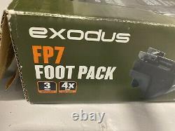 Exodus FP7 4-bike Car Roof Carrier Bicycle Rack