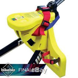 Feva Star Seat Front Kids Bike Seat Child Carrier Lightweight 18mths +