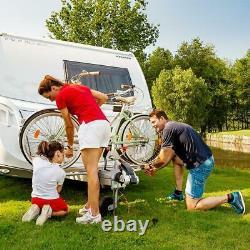 Fiamma Carry Bike Caravan A Frame XLA with Black Trim Bicycle Cycle Rack Carrier