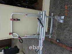 Fiamma Carry Bike Cycle Carrier Rack 200DJ Mercedes Sprinter Vw Crafter 2006 On