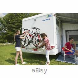 Fiamma Carry-Bike Pro Black Motorhome Cycle Carrier Bike Rack 02094-09A