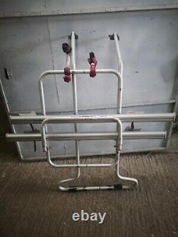 Fiamma Carry-Bike Rack Vw T4 19902003 Double Rear Doors 2 Bike Cycle Carrier